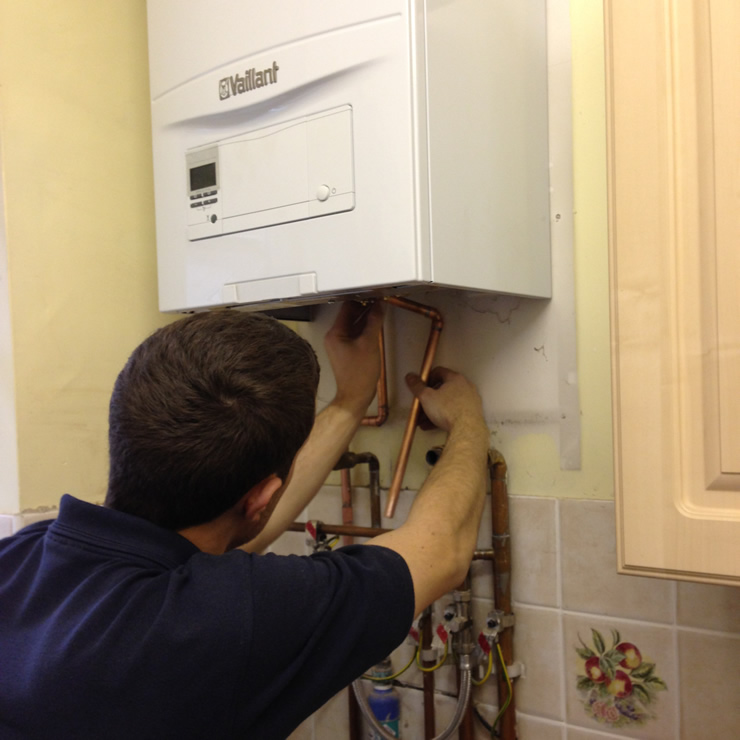 Plumber for Potterton Boiler Central Heating in St Albans